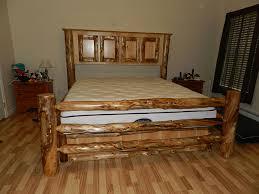 Rustic Wooden Bedroom Furniture - breathtaking rustic bedroom furniture sets with warm impression