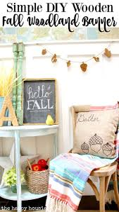 how to make fall decorations at home i love decorating for