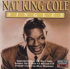 cd album nat king cole singles emi uk