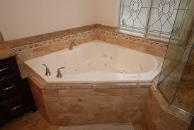 corner tub bathroom ideas image 34 bathroom with corner tub and shower on bathroom ideas for