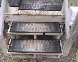 winter maintenance can be eased with heated mats facility