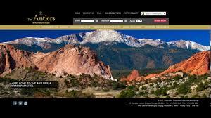 Map Of Colorado Springs by Colorado Springs Hotel Near Pikes Peak The Antlers A Wyndham