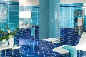 bathroom blue and yellow brilliant blue bathroom designs home