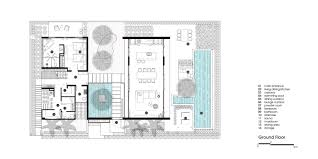 Villa Floor Plan by Gallery Of Naman Residences Villa B Mia Design Studio 14
