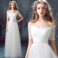 white dress for wedding white dress ivory wedding dress prom dress bridal