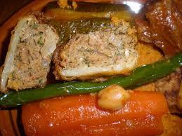 cuisine tunisienne juive couscous boulettes et rencontre bloguesque toujours made in