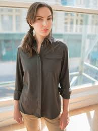 classic clothing women s travel shirt modern twist on a classic clothing arts