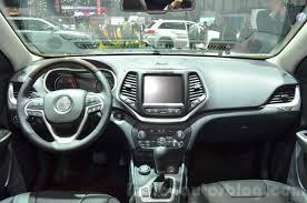 jeep cherokee xj dashboard jeep 75th anniv editions cherokee overland u2013 geneva live