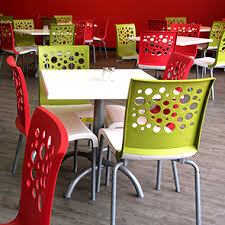 Commercial Dining Room Chairs Tempo Stacking Chairs For Indoor Outdoor Commercial Areas Café