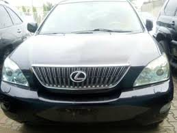 lexus rx 350 for sale nairaland lexus rx350 locally used 2007model for sale 3 8m call 08131267376