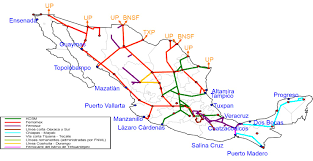 Tecate Mexico Map connectivity