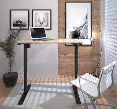 Height Adjustable Desk Electric by X 48 U201c Electric Height Adjustable Table