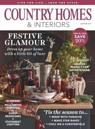 country homes and interiors magazine country homes interiors magazine january 2017 issue get