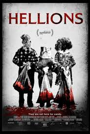 the horrors of halloween official hellions trailer poster and stills