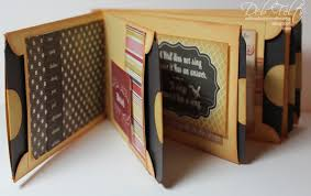 pocket photo album tutorial coin pocket album made from 12x12 paper rather than