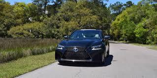 lexus largest sedan 2016 lexus gs f caviar black 21