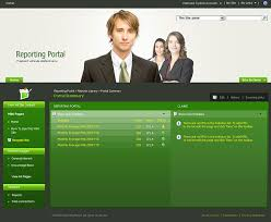 reporting website templates sharepoint theme templates for reporting portals