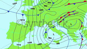 Map Of Spain And Italy by Weather Forecast Map Of Central And South Europe Uk Italy Spain