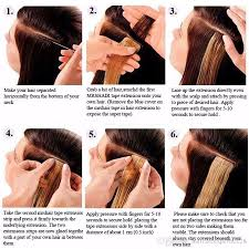 Human Hair Extensions Nz by Elibesstape In Human Hair Extensions 2 5g Strand Brazilian Remy