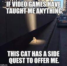 Video Game Meme - six of the best if video games have taught me anything