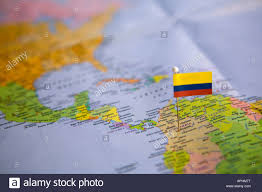 Bogota Colombia Map South America by Colombia Map Stock Photos U0026 Colombia Map Stock Images Alamy