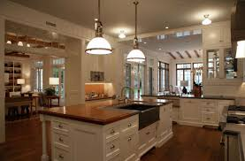 kitchen inspiring country kitchen designs in your living room