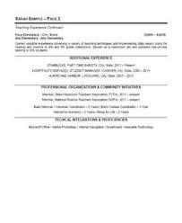 Sample New Teacher Resume by Pe Teacher Resume Example Teaching Resume Resume Examples And