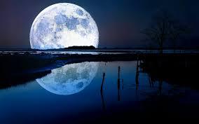 the blue moon hd wallpapers pixelstalk net