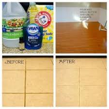 linoleum floor cleaner 1 4 c baking soda 2 gallons water 1