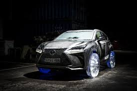 lexus hoverboard footage the lexus suv with sub zero cool