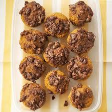 Muffins For Thanksgiving Pumpkin Praline Muffins Midwest Living
