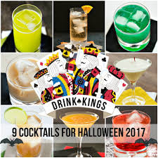 halloween drinks the drink kings drinks fit for a king