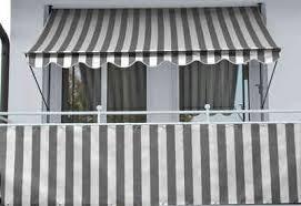 balkon sichtschutz grau balkonsichtschutz balkonverkleidung kaufen otto