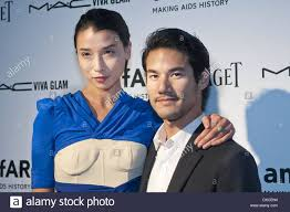 Lily Kwong And Joseph Altuzarra Amfar Inaugural Benefit At The
