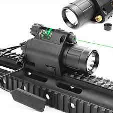 laser and light combo amazon com hygoo 2 in 1 tactical green laser sight super bright