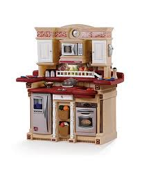 Step Two Play Kitchen by Toy Kitchens Children U0027s Play Kitchens In Wood Or Plastic Elc