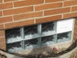 Glass Block For Basement Windows by Basement Window Dryer Vent Basements Ideas