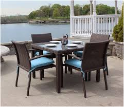 furniture outdoor dining sets for 4 wicker outdoor dining