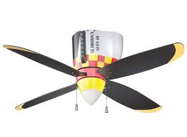 themed ceiling fan themed ceiling fans airplane warbird craftmade within ideas 2