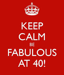 Keep Calm Birthday Meme - happy 40th birthday quotes images and memes