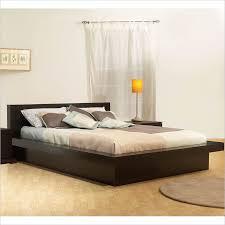 King Size Platform Bed King Platform Bed Frame Design Amepac Furniture