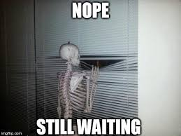 still waiting imgflip
