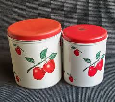 apple kitchen canisters 94 best apple themed kitchen decor images on apple