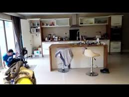 dancing guy slips in the kitchen jukin media