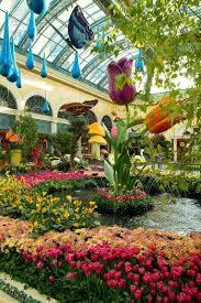 Bellagio Botanical Garden Reviews Of Kid Friendly Attraction Bellagio Conservatory