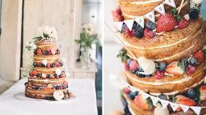 wedding cake no icing feed your imagination