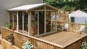 patio enclosure kit home outdoor decoration