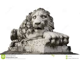 lion statue lion statue stock photos image 20798583