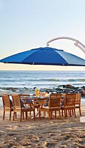 Sunbrella 11 Ft Cantilever Umbrella by Outdoor 11 Foot Patio Umbrella Frontgate Umbrellas 11 Ft