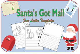 letter to santa template word christmas resources for teachers free santa letter templates